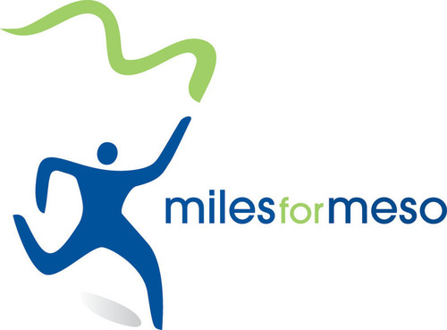 Miles for Meso raises funds for Mesothelioma Awareness Day. (PRNewsFoto/Simmons Browder Gianaris Angelides & ...