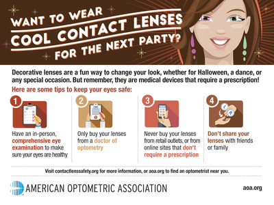 Photo courtesy of American Optometric Association
