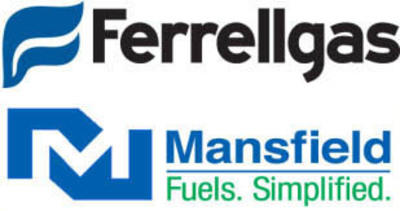 Ferrell Mansfield logos.  (PRNewsFoto/Mansfield Oil Company)