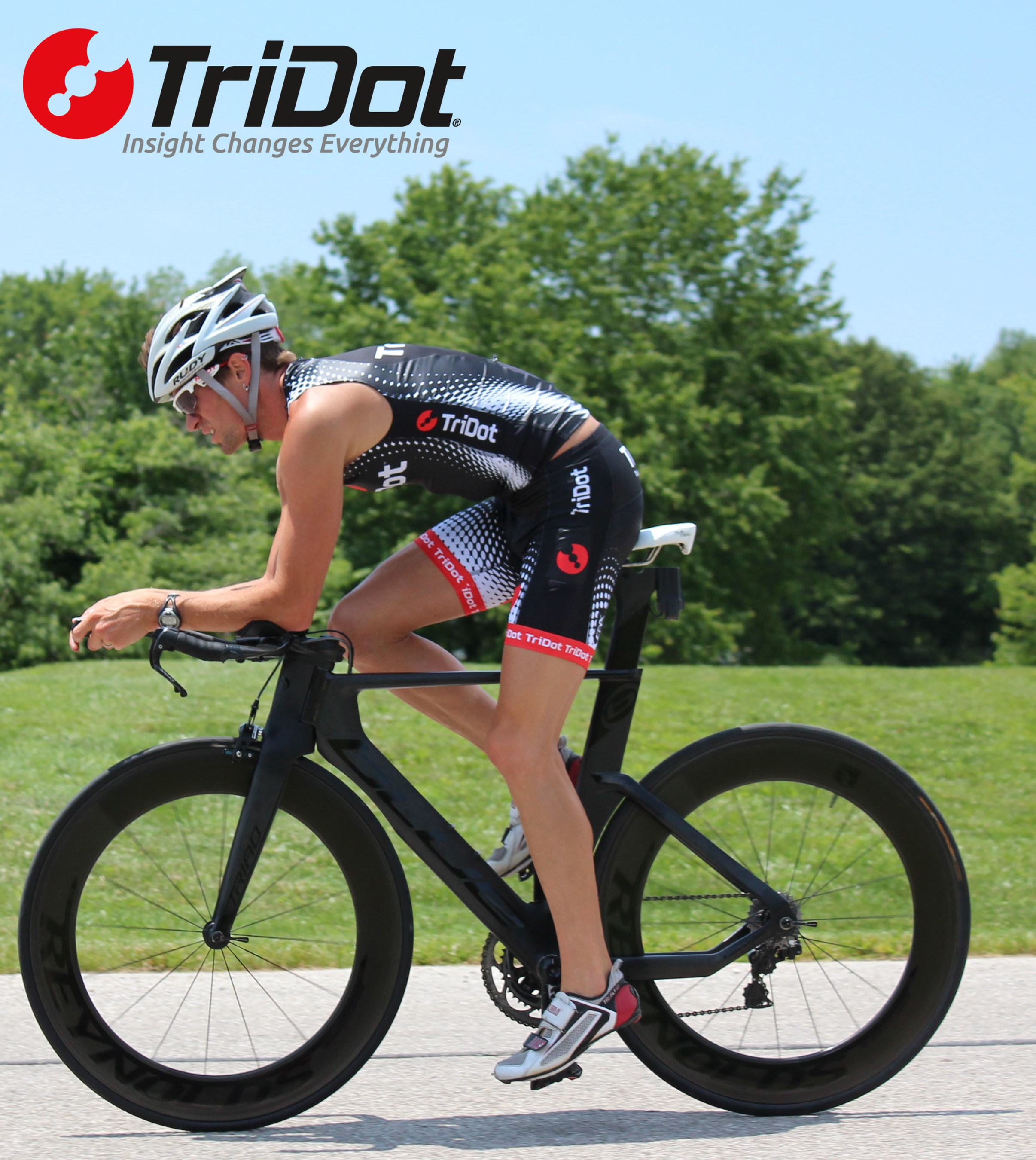 TriDot provides advanced analytics triathlon training and coaching software that improves results in up to 30% less training time and saves coaches hours a week in training plan design. TriDot discovers critical trends, patterns, and relationships in training data, revealing key hidden and underlying insight that results in optimized and dynamic triathlon training. TriDot provides unmatched insight to inspire and empower triathletes to their best performance.