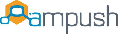 Ampush Logo.  (PRNewsFoto/Ampush)