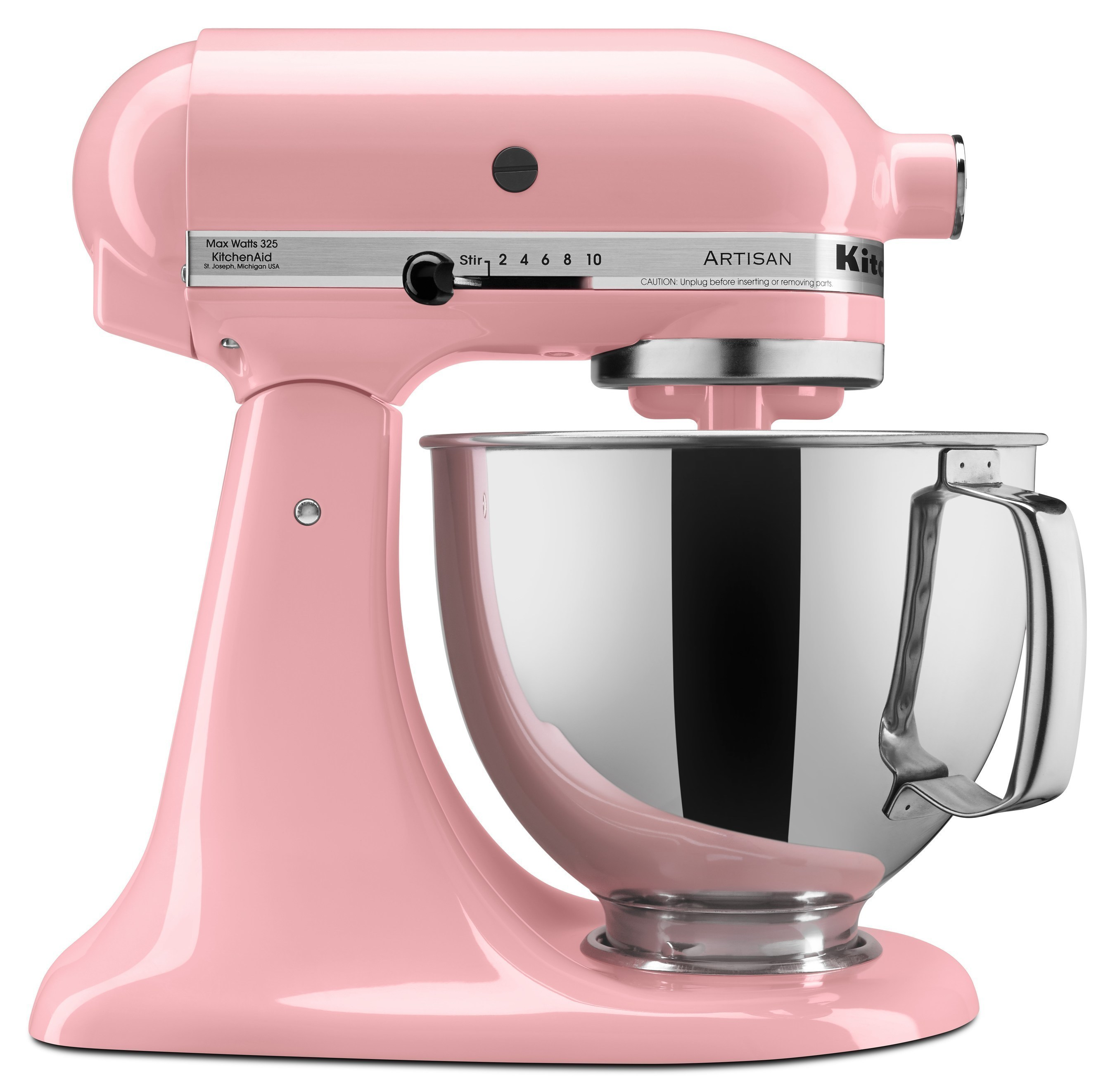 Kitchenaid Stand Mixer In Guava Glaze