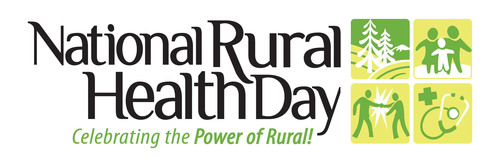 National Rural Health Day celebrated annually on the third Thursday of November.  (PRNewsFoto/National Organization of State Offices of Rural Health)