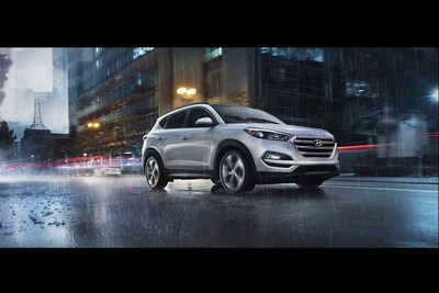 HYUNDAI TUCSON NAMED FINALIST FOR 2016 GREEN SUV OF THE YEAR ™