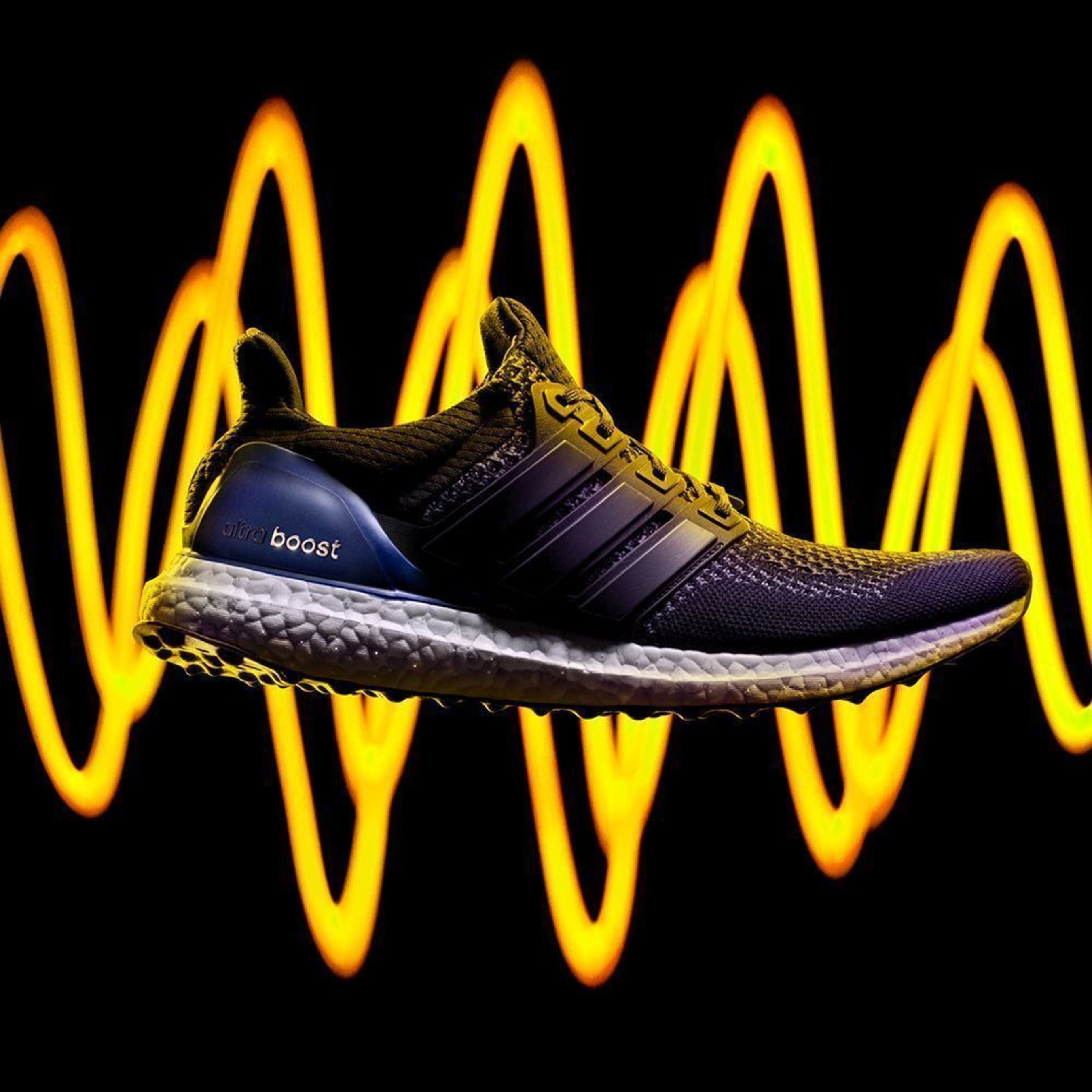 adidas unveils Ultra BOOST, the greatest running shoe ever. Join the revolution #ultraboost (PRNewsFoto/adidas)