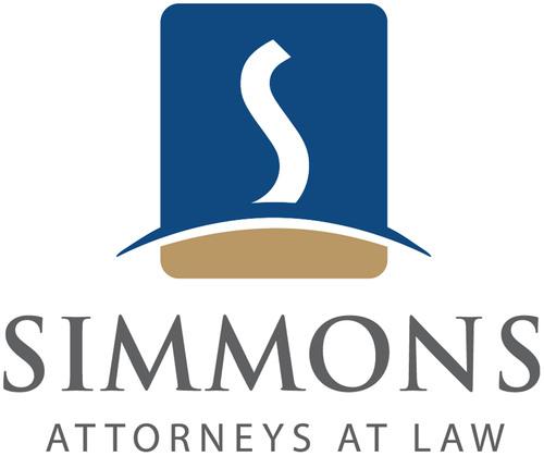 "Simmons Shareholder Amy Garrett Named ""40 Under 40 Illinois Attorney to Watch."" (PRNewsFoto/Simmons ..."