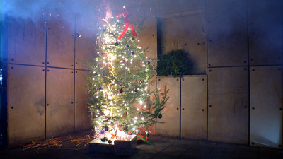 Placing their live tree away from heat sources to minimize fire risk also is more common among first-time homeowners. A total of 45 percent say they typically do this, compared to just over a quarter of adults.