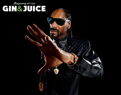 Sipping On Gin & Juice - Tanqueray™ Unveils New Content Partnership With Entertainment Icon Snoop Dogg
