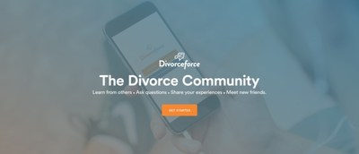 DivorceForce is a new online community committed to empowering those affected by divorce.