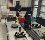 AT&F's Massive Robotic Welding System