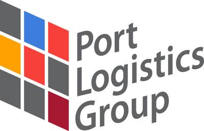 PLG Logo. (PRNewsFoto/Port Logistics Group)