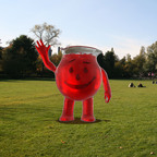 Kool-Aid Man Gets A Makeover, And A New Personality.  (PRNewsFoto/Kool-Aid)