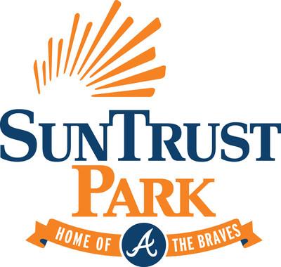 SunTrust Park logo (PRNewsFoto/SunTrust Banks, Inc.)