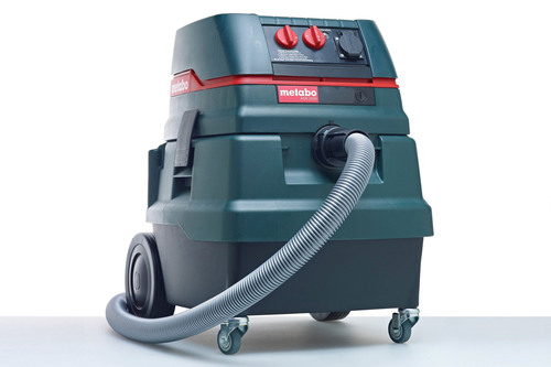 Metabo's New Heavy Duty Vacuum Features Automatic Filter Cleaning