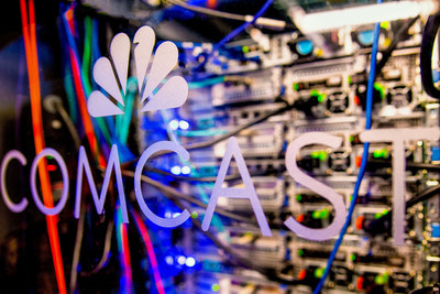 Comcast launched a new Internet service that can deliver speeds up to 1 Gigabit per second over the lines that already reach millions of homes in neighborhoods and communities across the Chicago area.