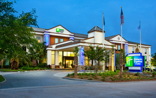 Holiday Inn Express New Orleans Wins IHG 2013 Renovation Award.  (PRNewsFoto/Laurus Corporation)