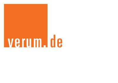 Verum.de logo.  (PRNewsFoto/Verum.de)