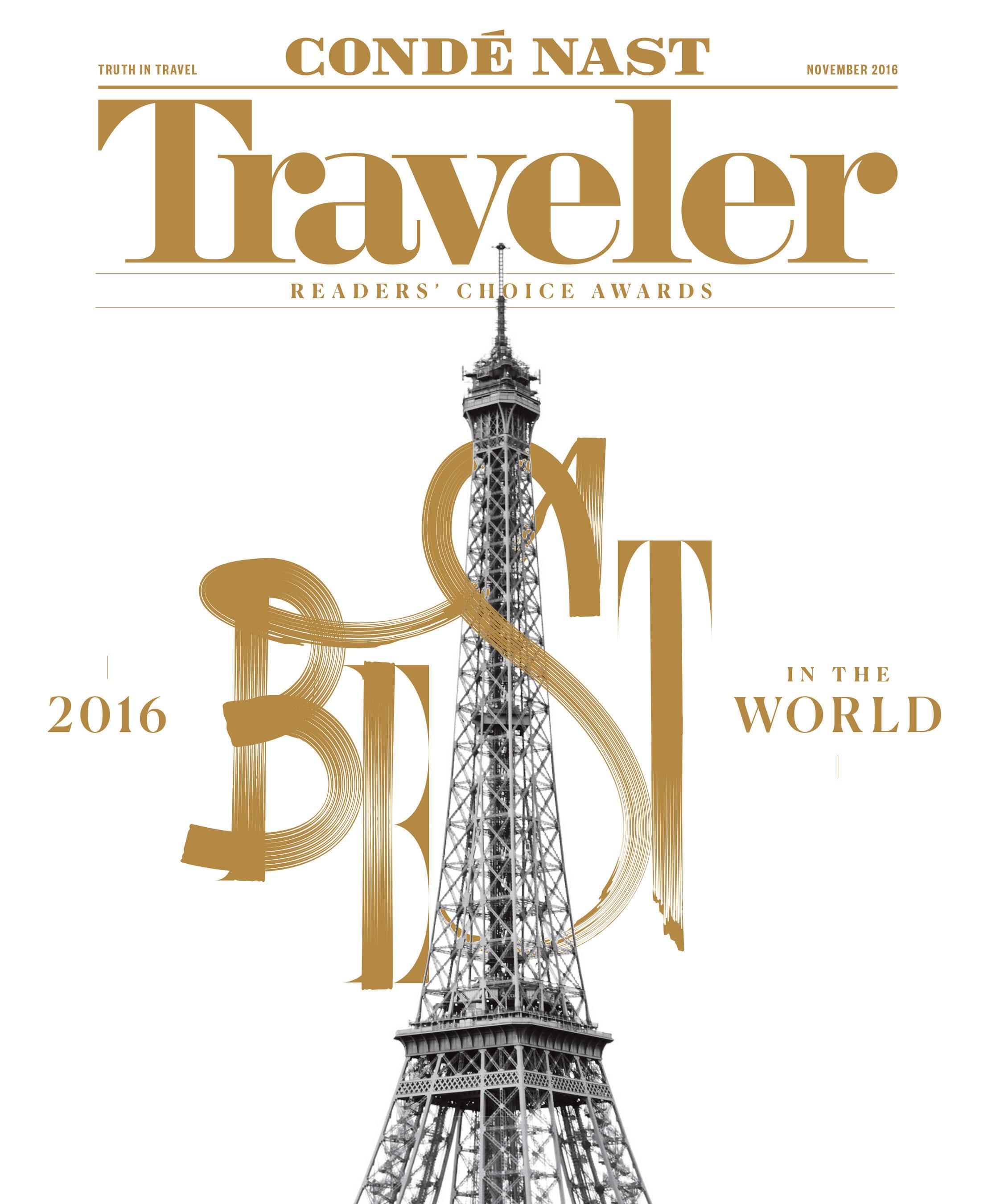 Conde Nast Traveler November 2016
