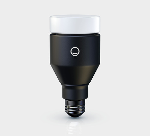 The light bulb reinvented. http://lifx.co.  (PRNewsFoto/LIFX)