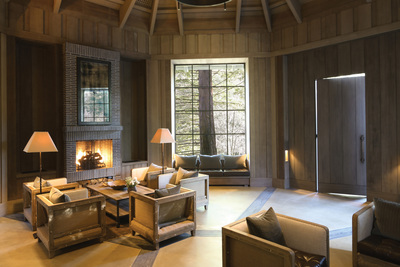 The Restaurant at Meadowood's New Bar Lounge