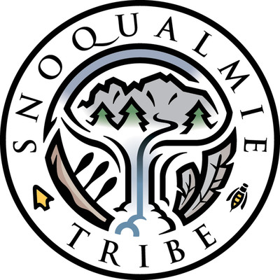 Snoqualmie Tribe Logo. (PRNewsFoto/Snoqualmie Indian Tribe) (PRNewsFoto/SNOQUALMIE INDIAN TRIBE)