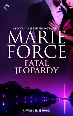 Fatal Jeopardy, Book 7 in the Fatal Series by six-time New York Times bestselling author Marie Force, is out today. Fatal Jeopardy follows Sam, a smart-mouth homicide detective married to Nick, a United States Senator, through their high-profile jobs and complex family relationships set against a backdrop of tumultuous politics and romance. The couple's hope for a quiet Thanksgiving with their son is dashed when Sam and Nick find Sam's seventeen-year-old niece Brooke, barely conscious and covered in blood on their front stoop. To learn more about how romance and politics can be FATAL, visit www.marieforce.com. (PRNewsFoto/Marie Force) (PRNewsFoto/MARIE FORCE)