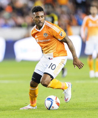 BBVA Compass today announced Houston Dynamo forward and 2014 Dynamo MVP Giles Barnes as its newest brand ambassador.