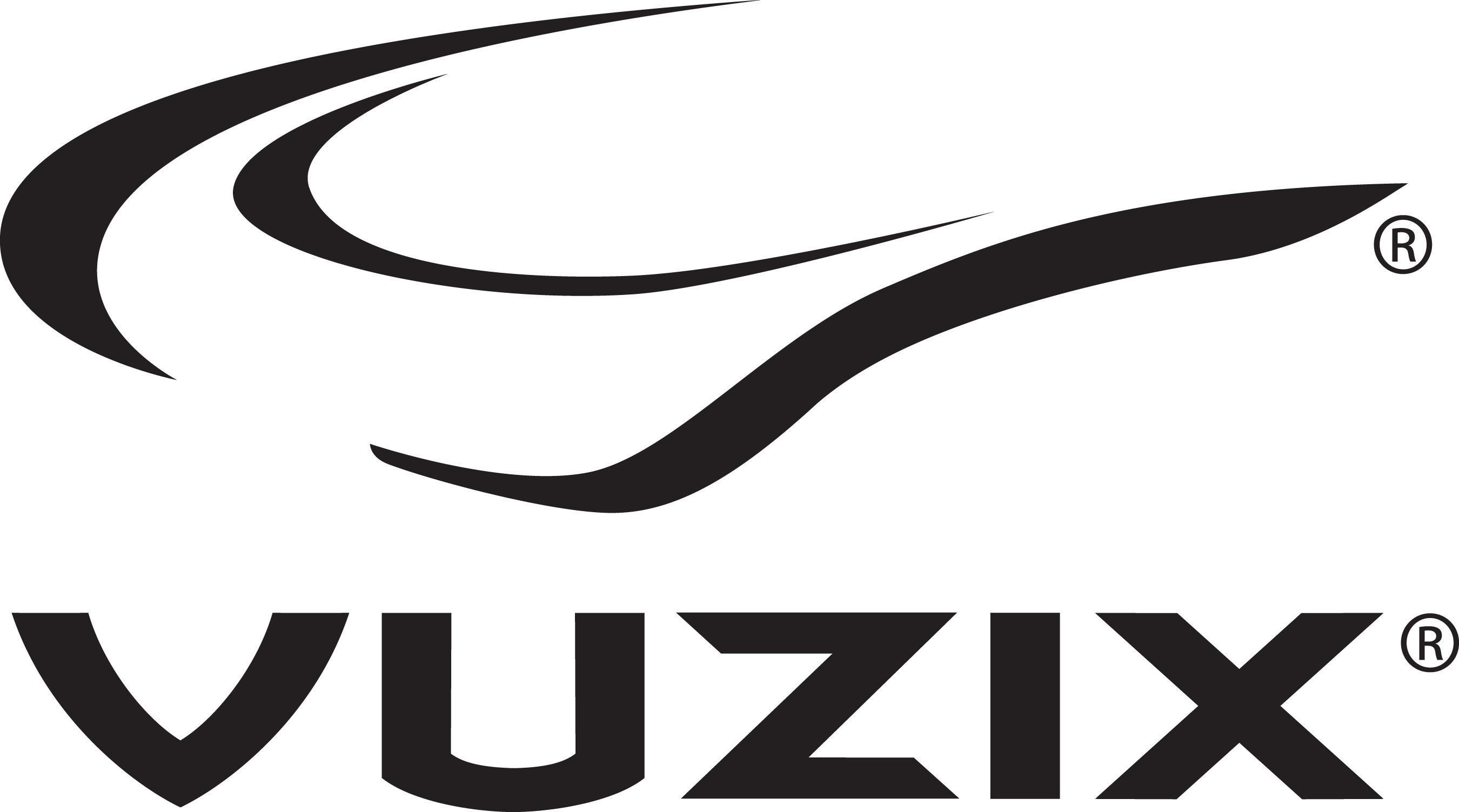 Vuzix Logo.