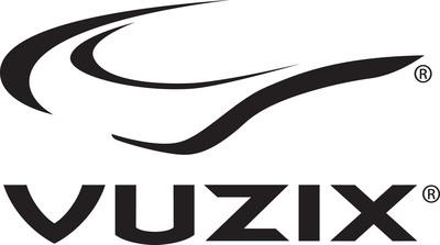 Vuzix Logo.  (PRNewsFoto/Vuzix Corporation)