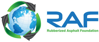 Rubberized Asphalt Foundation Study Concludes Recycled Tire Rubber Can Take Place of Performance Grade Polymer Modified Asphalt