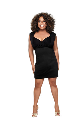 Sherri Shepherd Announces Partnership With Aderans Hair For The Launch Of New Wig Collection.  (PRNewsFoto/LUXHAIR)