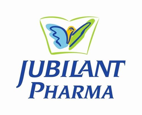 Jubilant Pharma Logo (PRNewsFoto/Jubilant Pharma Limited)