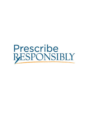 PrescribeResponsibly.com logo.  (PRNewsFoto/Janssen Pharmaceuticals, Inc.)