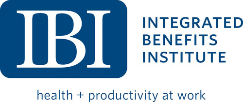 Integrated Benefits Institute.  (PRNewsFoto/Integrated Benefits Institute)