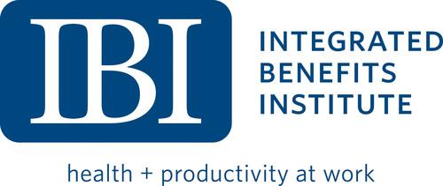 Integrated Benefits Institute. (PRNewsFoto/Integrated Benefits Institute) (PRNewsFoto/INTEGRATED BENEFITS INSTITUTE)