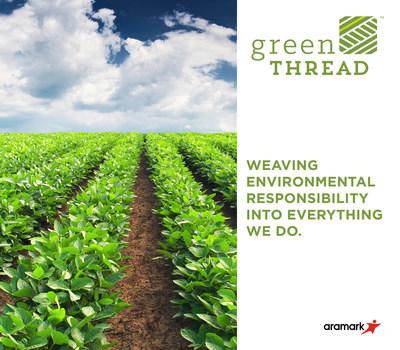 Aramark enhances its Green Thread environmental sustainability platform.