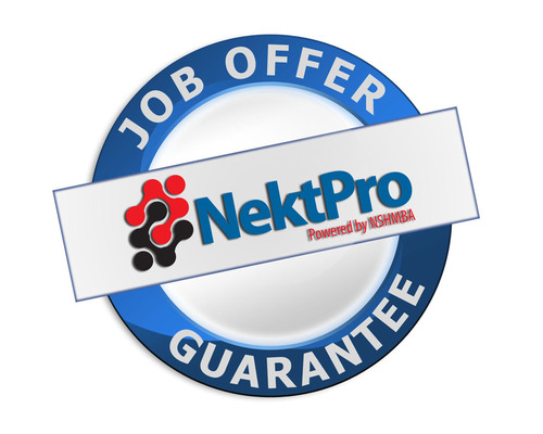 NSHMBA launches a new 'Job Offer Guarantee' program -- Get a job offer in 12 months or get your