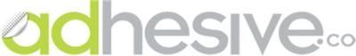 adhesive.co logo. (PRNewsFoto/adhesive.co) (PRNewsFoto/ADHESIVE.CO)