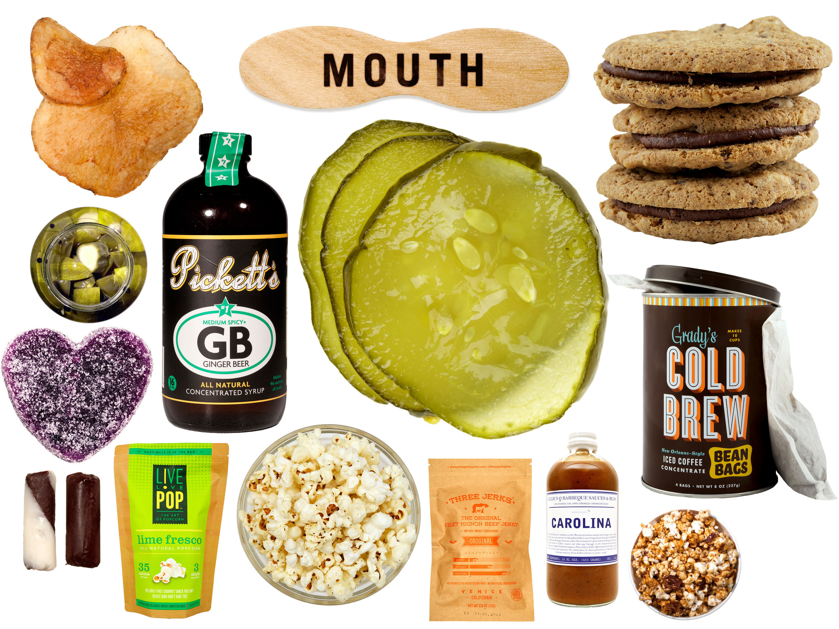 MOUTH - The Ultimate Website For Indie Food And Spirits - Launches Same-Day Delivery In Manhattan And Brooklyn