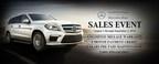 The Certified Pre-Owned Mercedes-Benz Sales event runs through Sept. 2 at Loeber Motors. (PRNewsFoto/Loeber Motors)