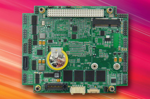 Rugged PCI/104-Express SBC with Intel N2800 CPU Offers Exceptional I/O Capabilities; Advanced Processing. ...