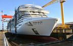 MSC Cruises Reveals Name Of Second Meraviglia Generation Mega-Ship: MSC Bellissima