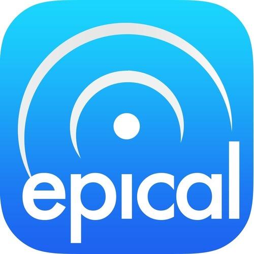 epical app icon (PRNewsFoto/epical)
