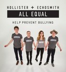Hollister and Echosmith partner for All Equal, an anti-bullying campaign