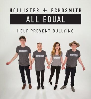 Hollister Announces 2015 Anti-Bullying Campaign With A ...