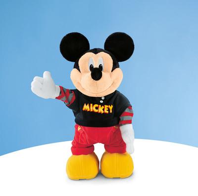 Dance Star Mickey Set to Shake Up the Holiday Season