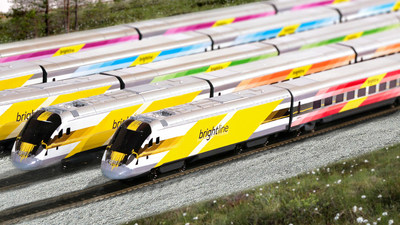 Brightline Trains To Offer A Smart New Travel Option For Florida's Transportation Future