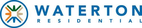 Waterton Residential 2013 Satisfacts National Award Winner. (PRNewsFoto/SatisFacts)