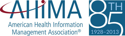 American Health Information Management Association logo.  (PRNewsFoto/American Health Information Management Association)