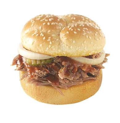 Come get your FREE Pulled Pork Big Barbecue sandwich at Dickey's in Duncanville on New Year's Eve.  (PRNewsFoto/Dickey's Barbecue)